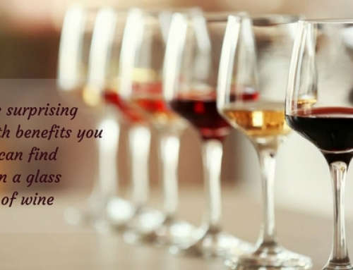 Wine – 5 Surprising Health Benefits You Can Find In A Glass