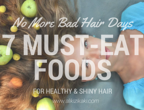 7 Must-Eat Foods For No More Bad Hair Days