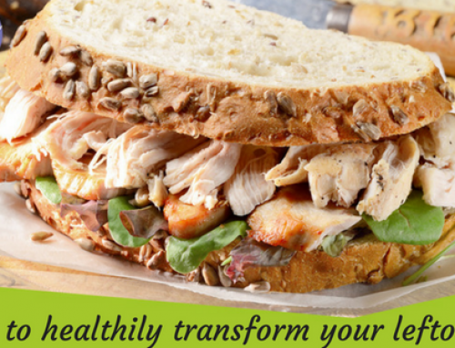 Give your leftovers a healthy makeover