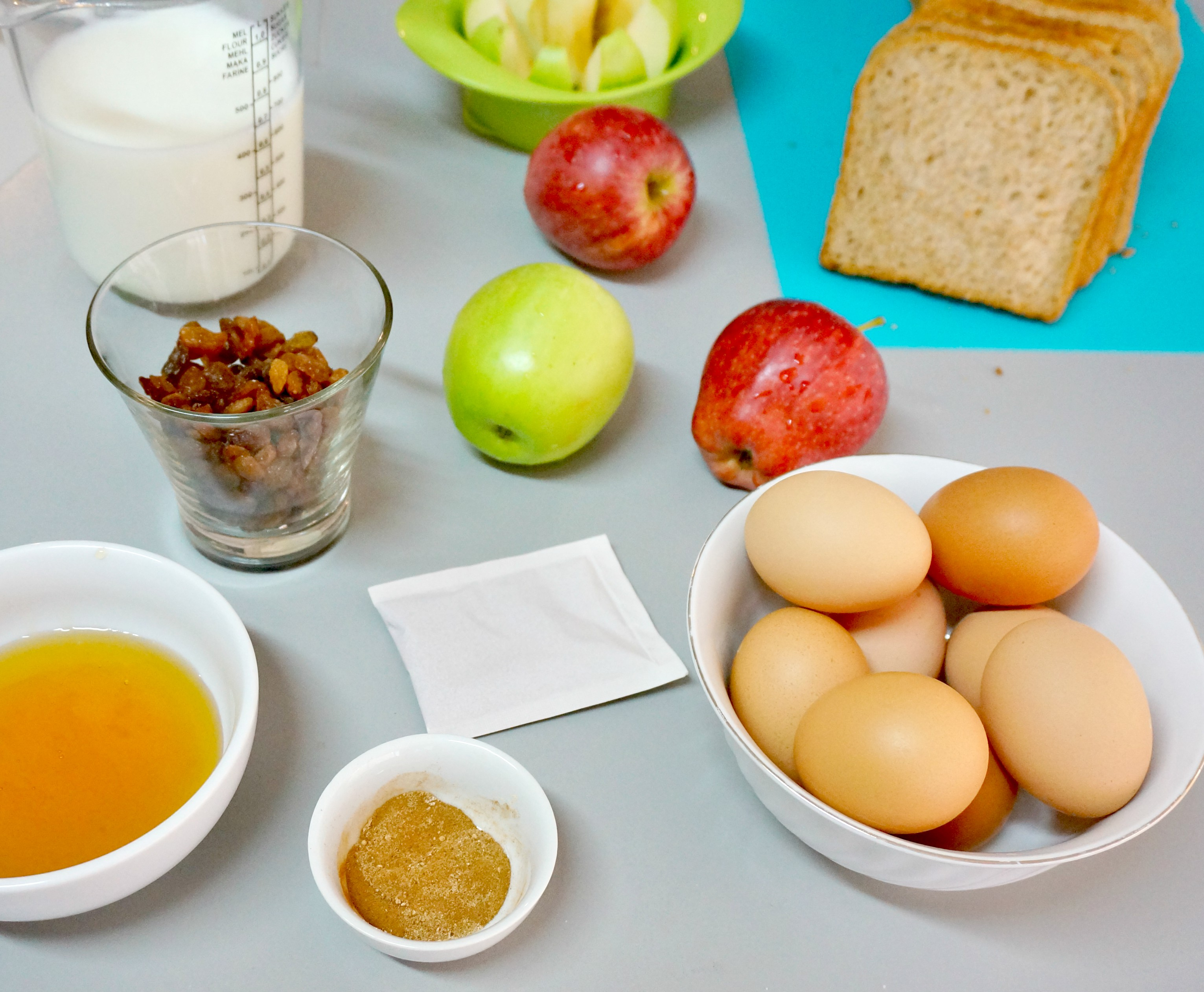 french-toast-ingredients