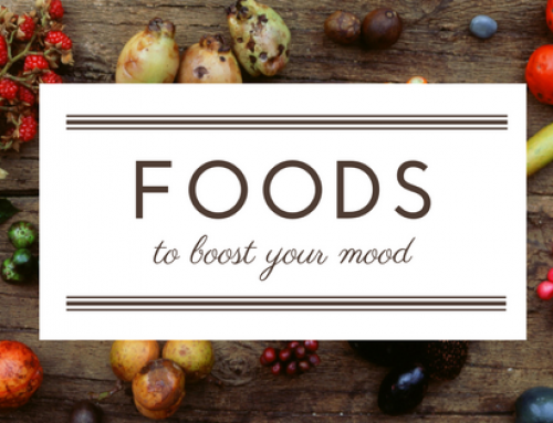 World Health Day 2017 & Foods to boost your mood