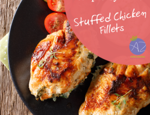 Stuffed Chicken Fillets