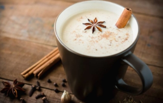 Spiced Milk Tea