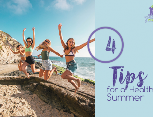4 tips for a healthier summer